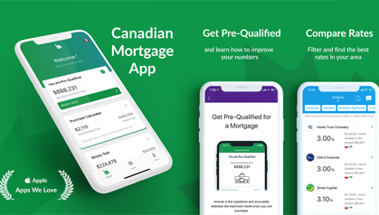 Thumbnail The Canadian Mortgage App- Simplifying The Home Buying Process