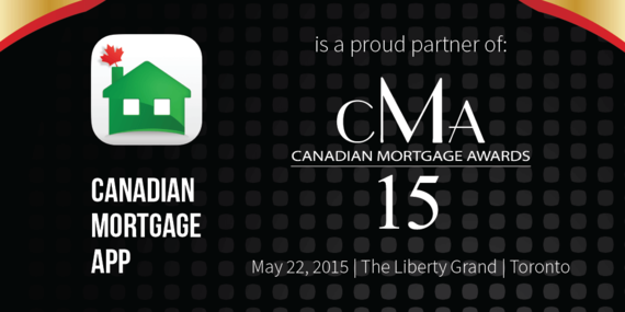 Canadian Mortgage App Awards