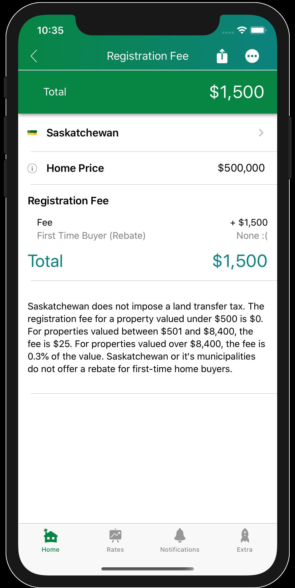 Land Transfer Tax Saskatchewan